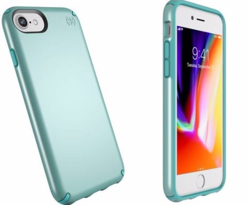 Presidio Metallic iPhone 8 Case