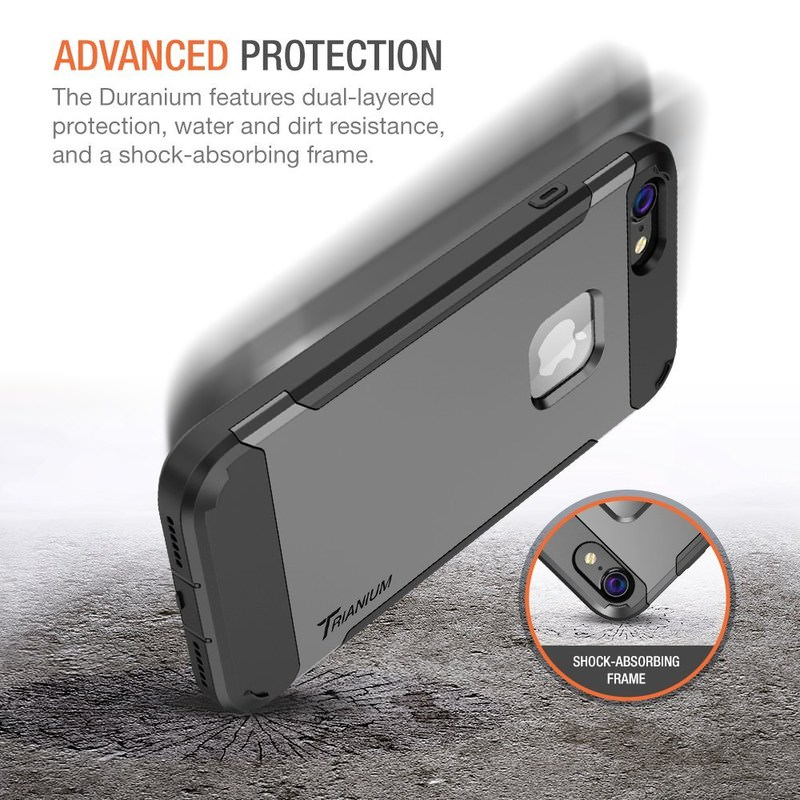 Trianium Duranium iPhone 8 Case