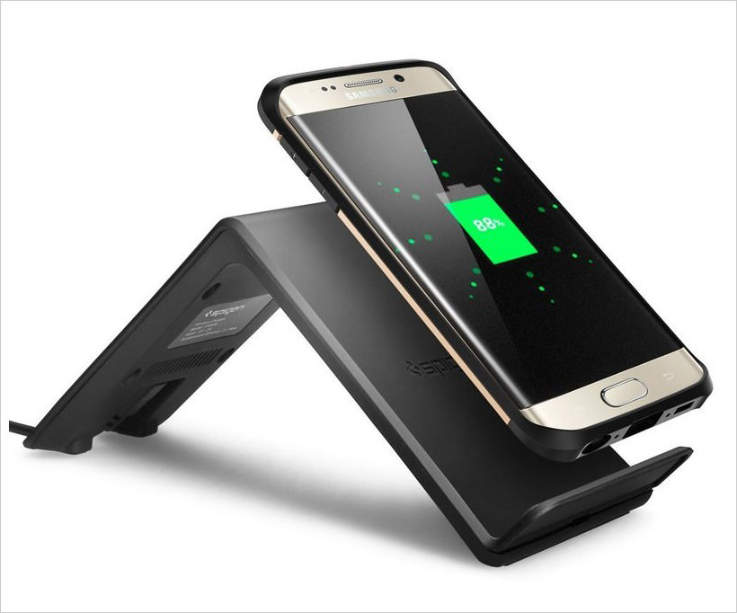 Spigen Essential F300W Wireless Charger