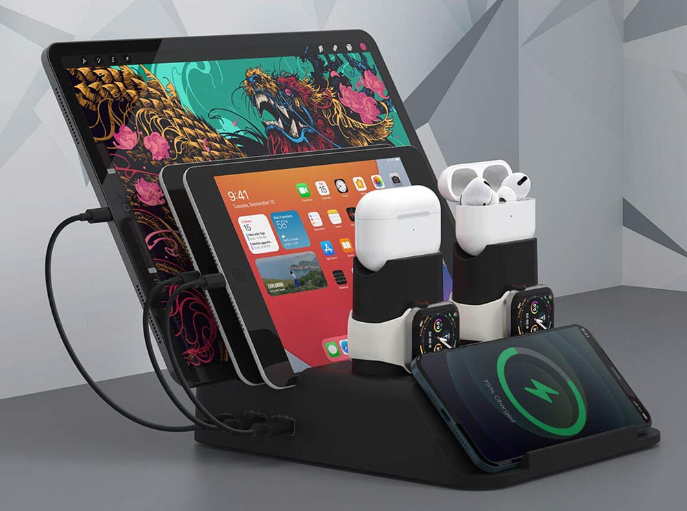 Charging Station for Multiple Devices