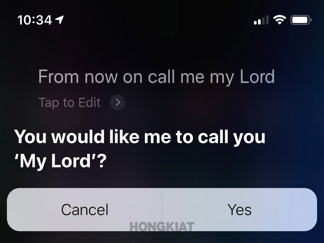siri another name