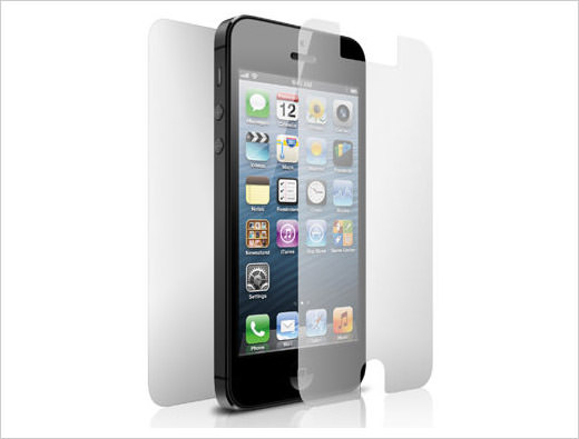 ClearCal Protector Film for iPhone 5