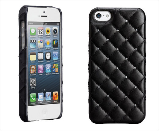 Madison Quilted Case for iPhone 5