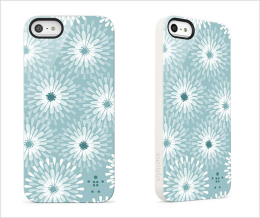 Shield Blooms Case for iPhone 5