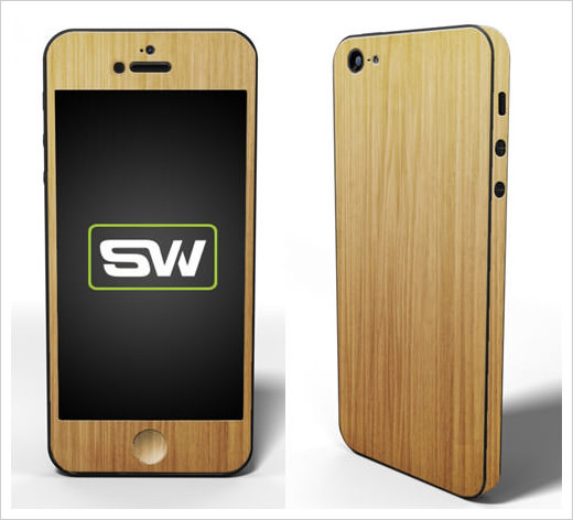 iPhone 5 Wood Series