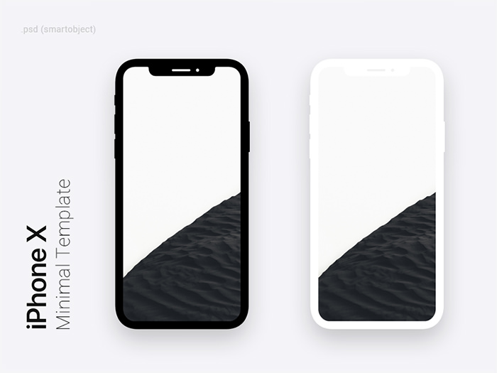 iphone-x-free-template