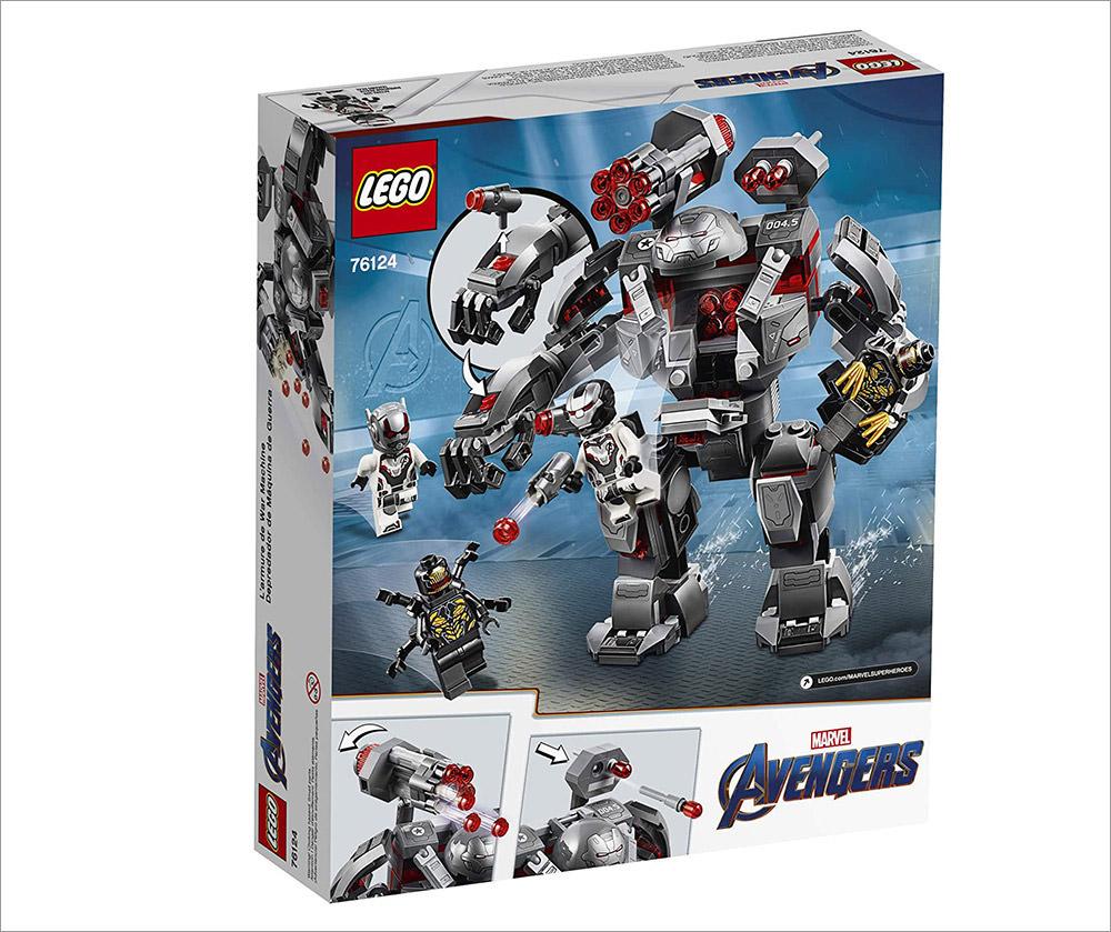 Machine Buster Lego