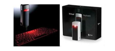 virtual laser keyboard
