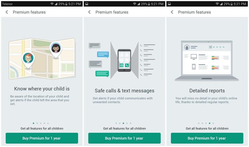 Premium app