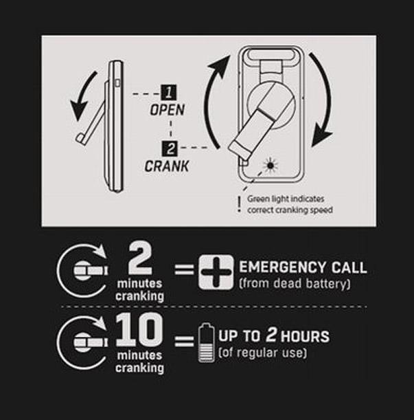 crankcase battery life