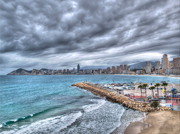Benidorm-Alicante