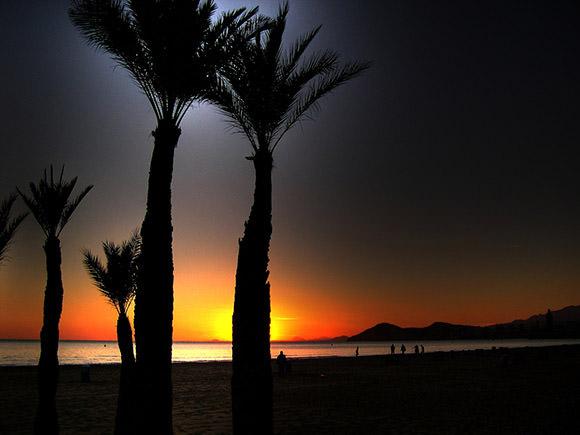 Benidorm-Beach