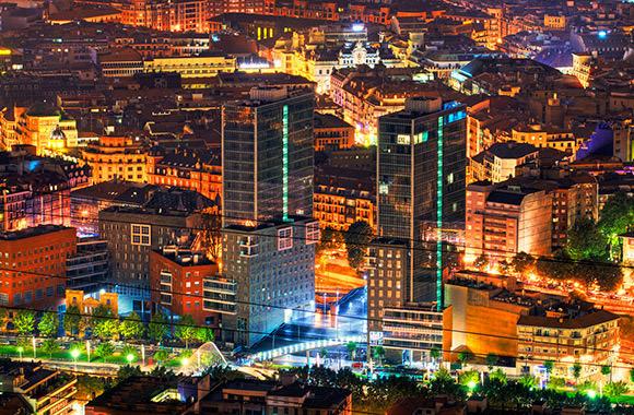 Bilbao-Panorama