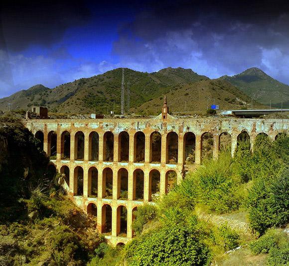 Roman-Aquaduct-Nerja