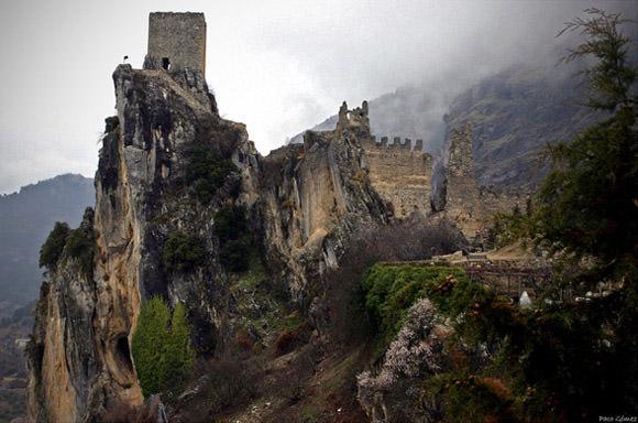 castillo-niebla