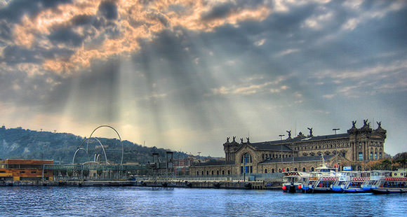 Port-Vella-Barcelona