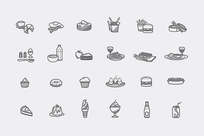 foodyicons