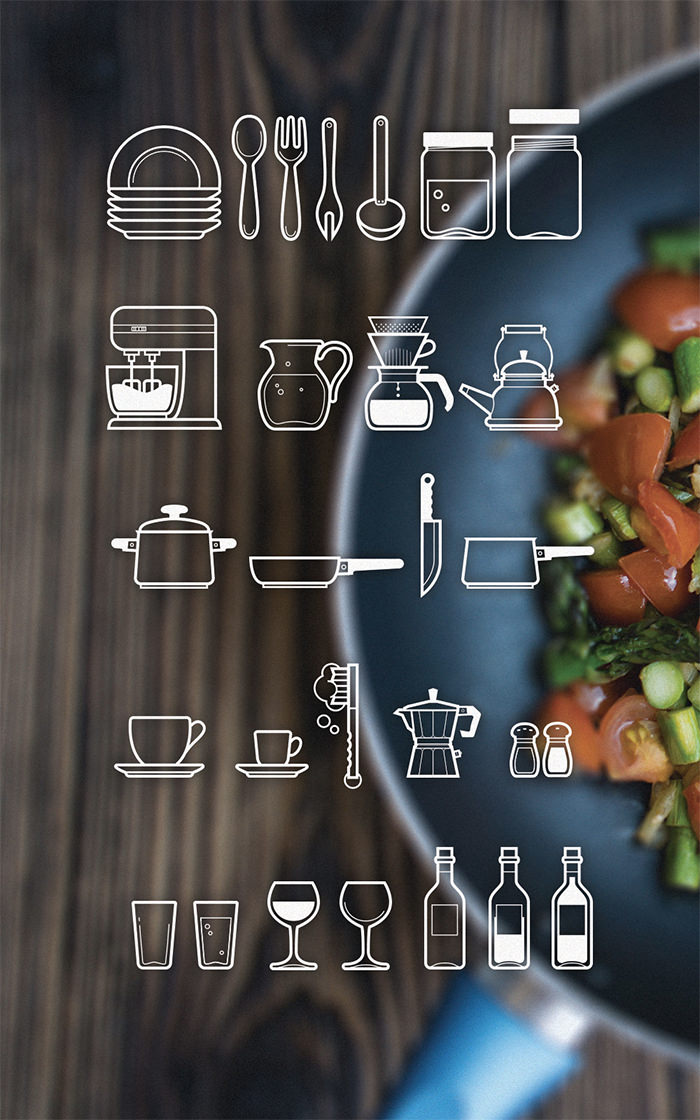 free-cutlery-icon