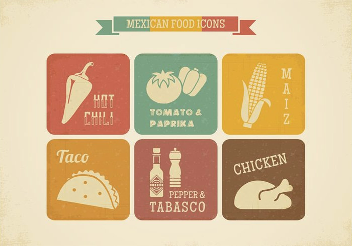 retro-mexican-food
