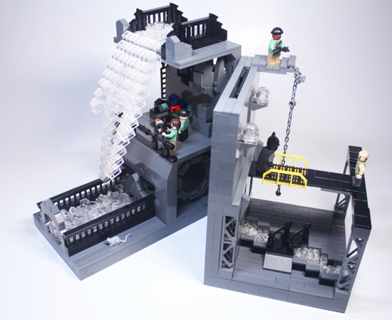 25 Movie-Themed LEGO Constructions You Haven't Seen Before - Hongkiat
