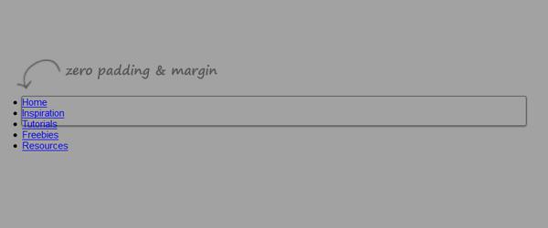 Step 3 - Zero Padding & Margin