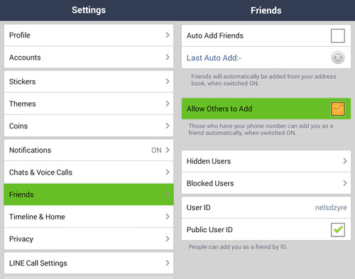Prevent Others From Added You Automatically In Their Friends List