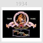 MGM logo 1934