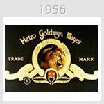 MGM logo 1956