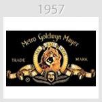 MGM logo 1957