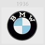 bmw logo 1936