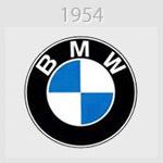 bmw logo 1954