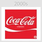 coca cola logo 2000