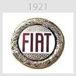 fiat logo 1921
