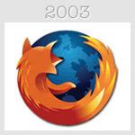 firefox logo 2003
