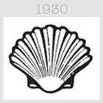 shell logo 1930