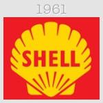 shell logo 1961