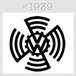 volksvagen logo 1939