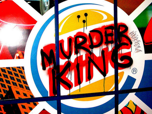 burger king - murder king