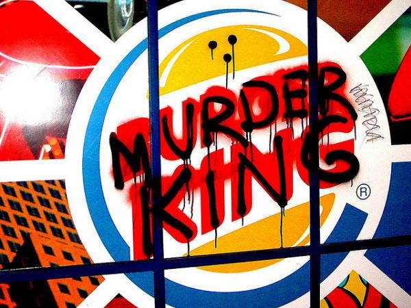 burger king - murder king