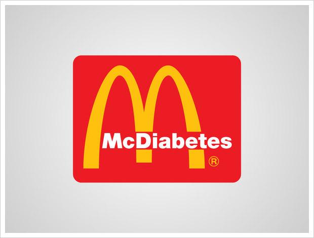 mcdonalds - mcdiabetes