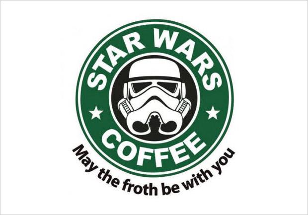 starbucks coffee - star wars coffee