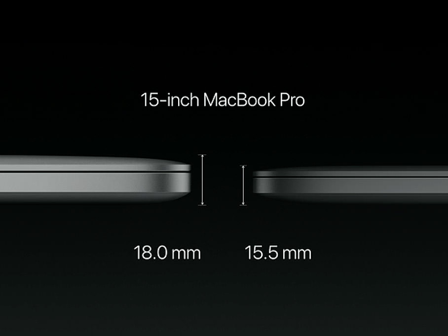 thinner macbook pro