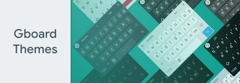 Gboard Themes module for Magisk