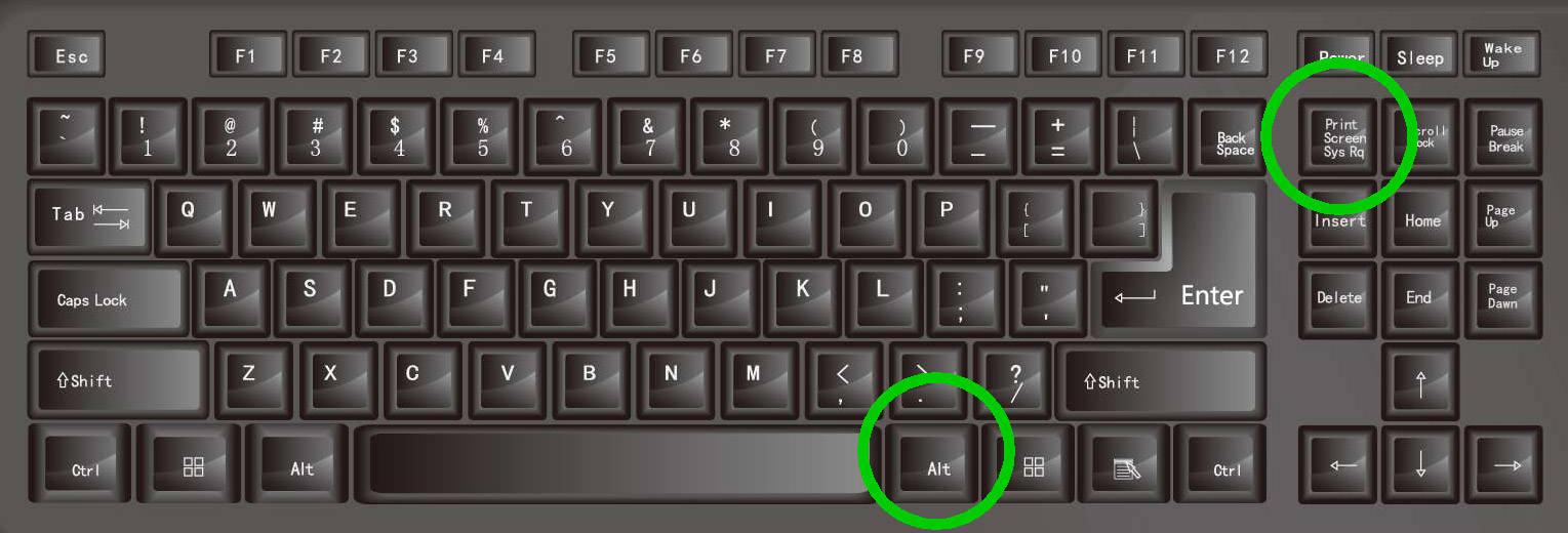 Screen Capture Keyboard Shortcuts for Windows and macOS - Hongkiat