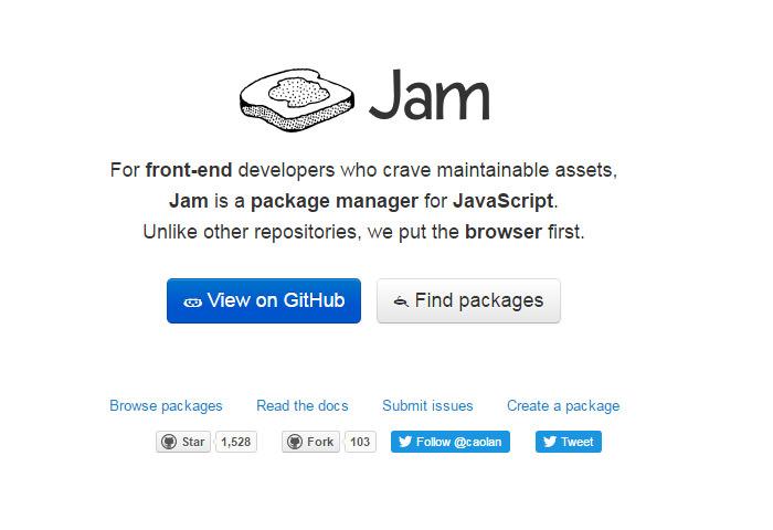 jamjs website