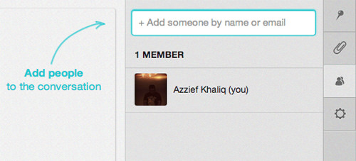 Adding New Members