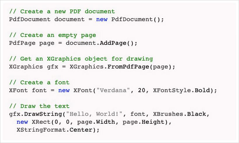 PDFsharp