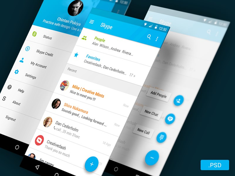 70 Material Design Resources For Android Developers Hongkiat