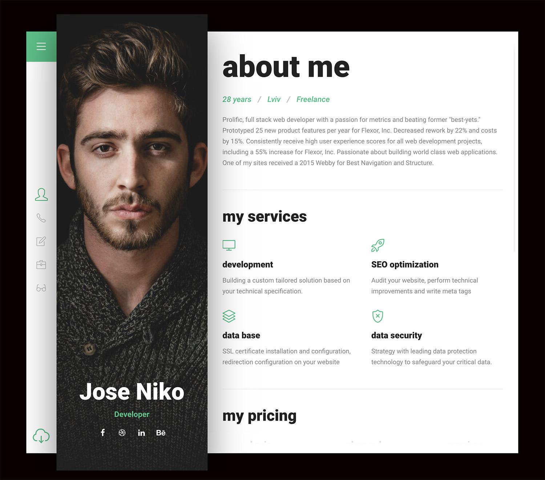 Niko WordPress Theme