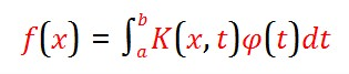 MathML integral example